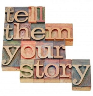 "What's Your ""web"" Story?"