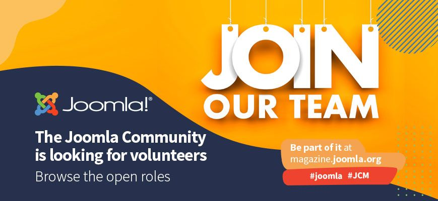 Community Openings - Joomla! 4 Edition