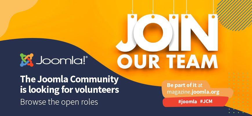 Community Openings - Joomla! 4 Edition